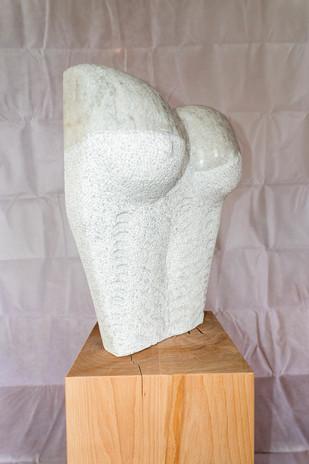 Weiblicher Torso white Venus