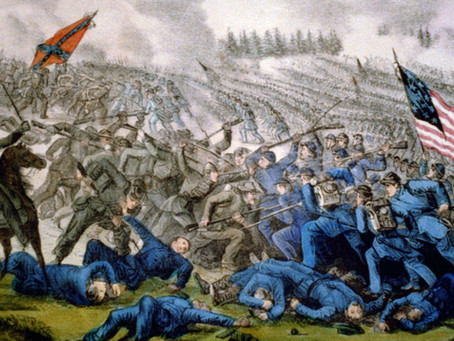 """The Glad Notes of Victory"" - A poem for Confederate surrender in April 1865"