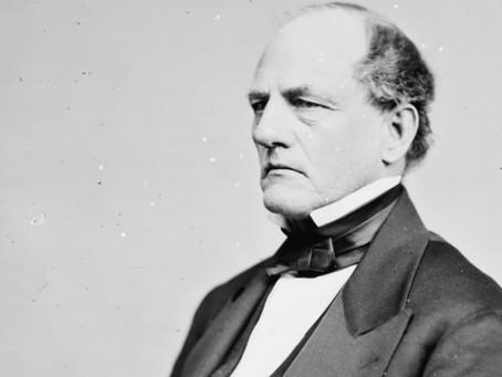 """""""No traitor blood lurks in my veins"""" - George Washington Woodward's Civil War"""