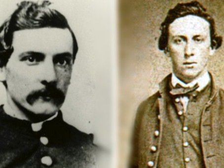 A bloody altercation between an officer and his soldiers in the aftermath of Gettysburg