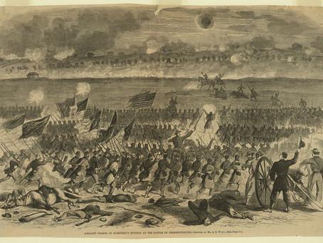 """I hope we shall whip them yet"" – The 132nd Pennsylvania at Fredericksburg"