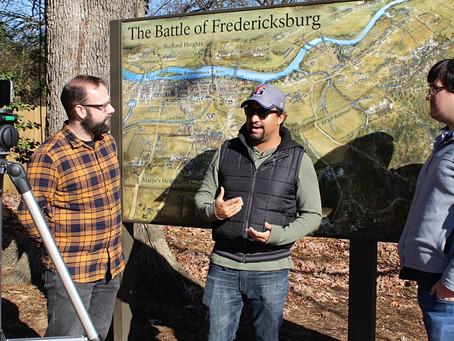 """Pennsylvania at the Battle of Fredericksburg"" - Recap of our December 2019 live-stream"