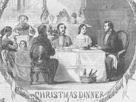 A Christmas editorial from Philadelphia in the aftermath of South Carolina secession - 1860