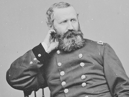 """Before I get killed"" – The final days of General Alexander Hays"