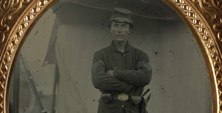 Sergeant Lord Byron Green's Civil War - Part One