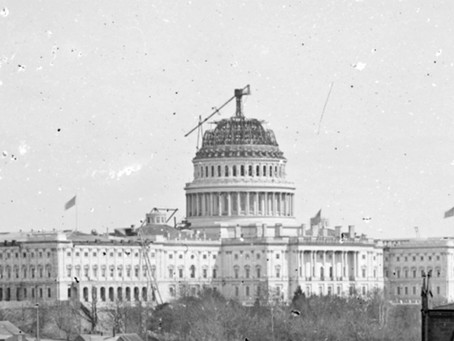 """""""The dire effects of war"""" - A Pennsylvania soldier's letter from war-time Washington"""