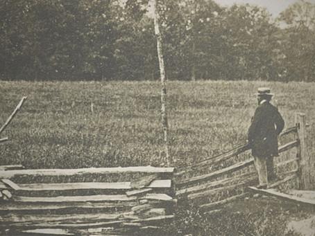 """A deplorable scene"" - A description of Gettysburg after the battle"