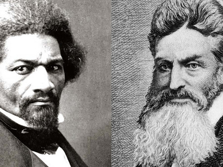 """Into a Perfect Steel-Trap"" – Frederick Douglass and John Brown at Chambersburg"
