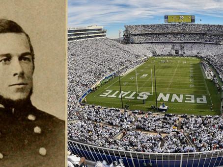 James A. Beaver - The Civil War namesake of Penn State's football stadium