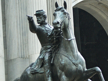 Exploring Philadelphia's Civil War – Monument to Major General John F. Reynolds