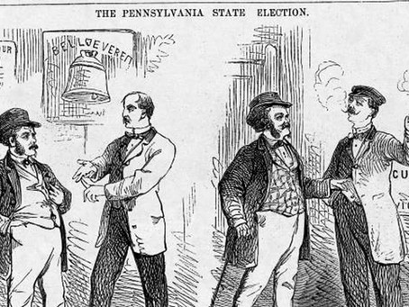 Pennsylvania in the Election of 1860 - Facebook Live