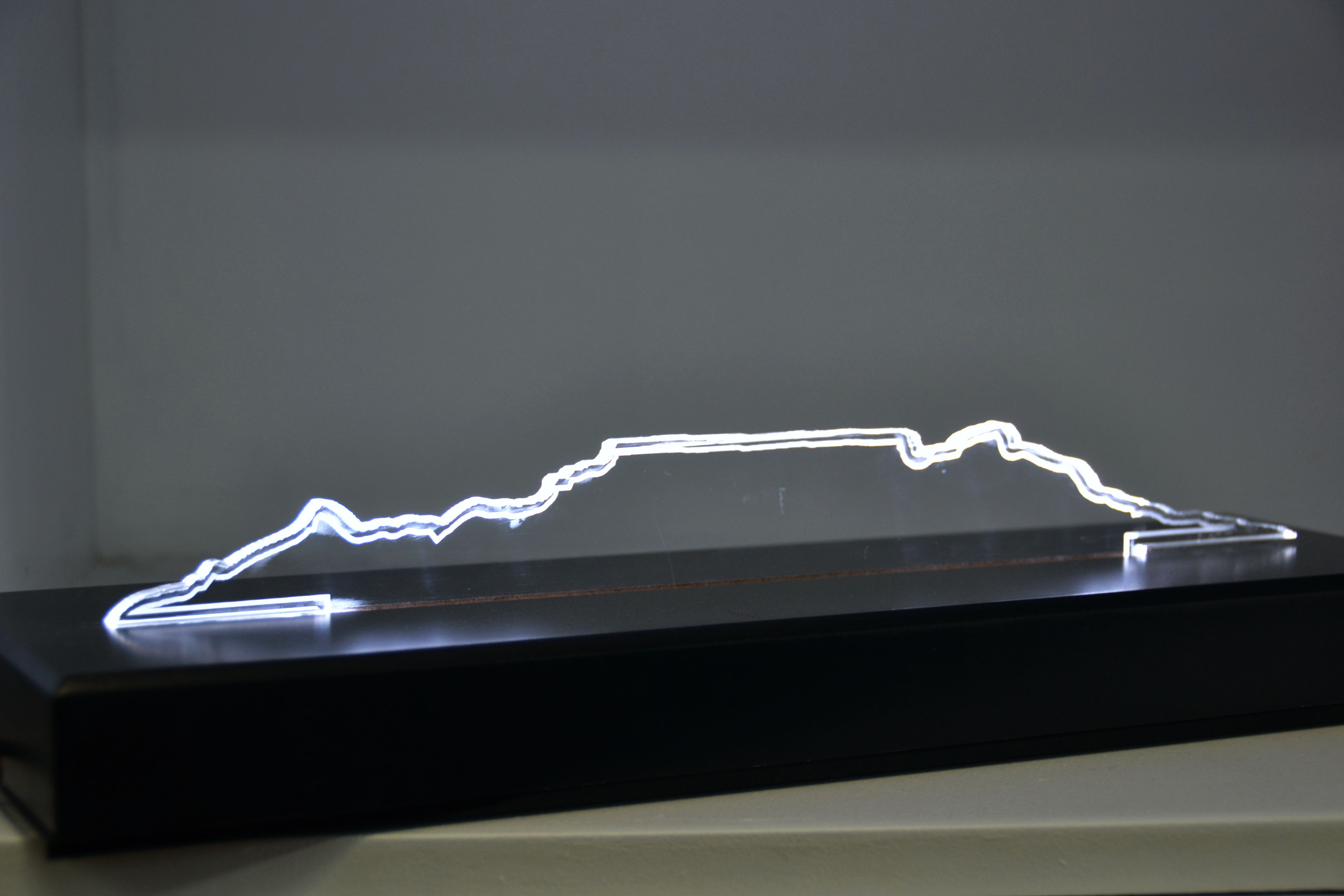 Table Mountain LED Lamp