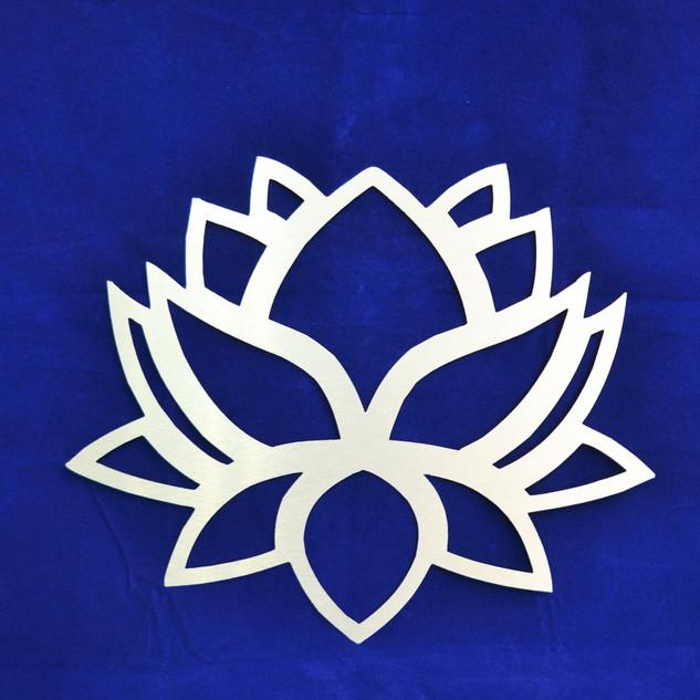Large Lotus Wall Art