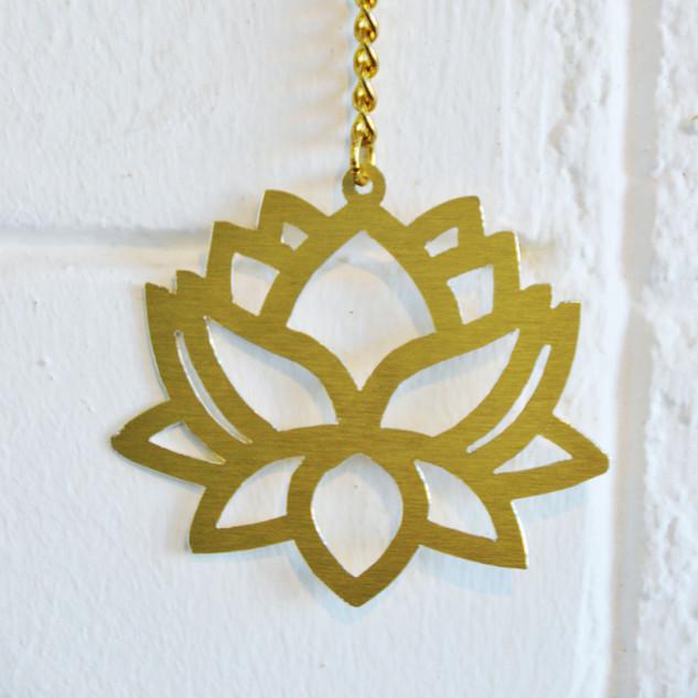 lotus keyring