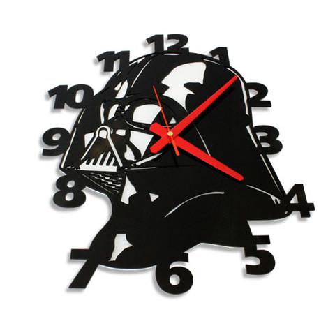 darth vader clock