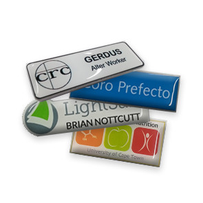 rectanglular badges