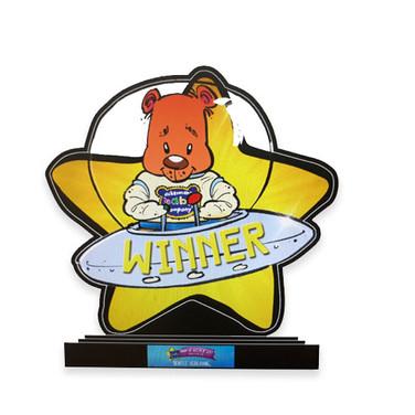 Ackermans baby bear award