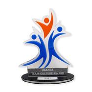 Uganda Team Culture award