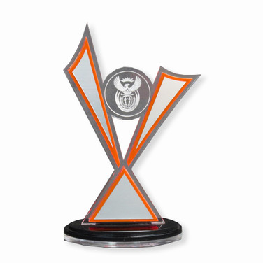 Coat of Arms X trophy