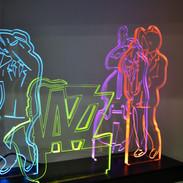 Jazz LED Lamp