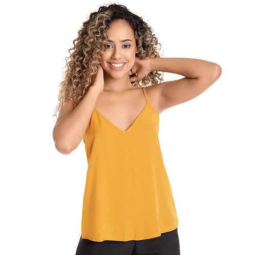 CAMISETA - 506139 Amarillo canario