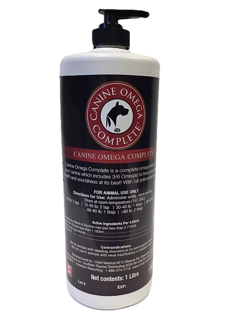 Canine Omega Complete