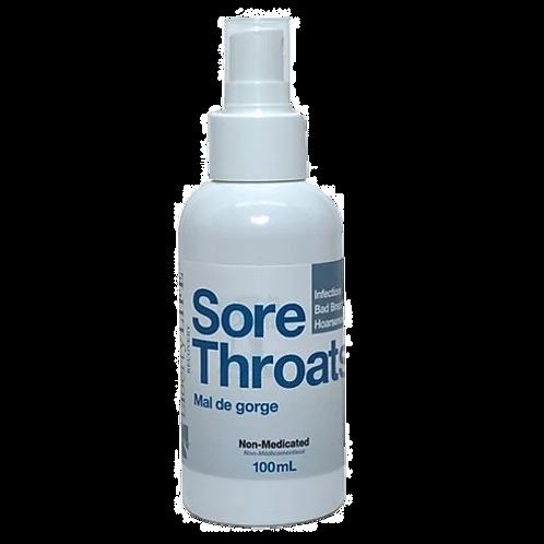 100ml Sore Throat