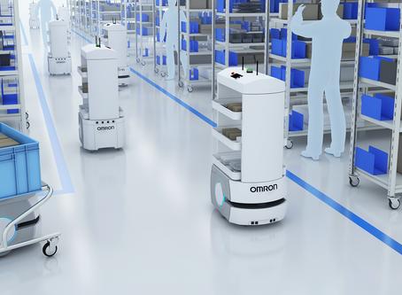 Indústria 4.0 e os Robôs