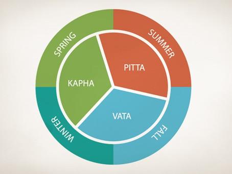 Ayurveda und die Jahreszeiten: Was dir wann guttut!