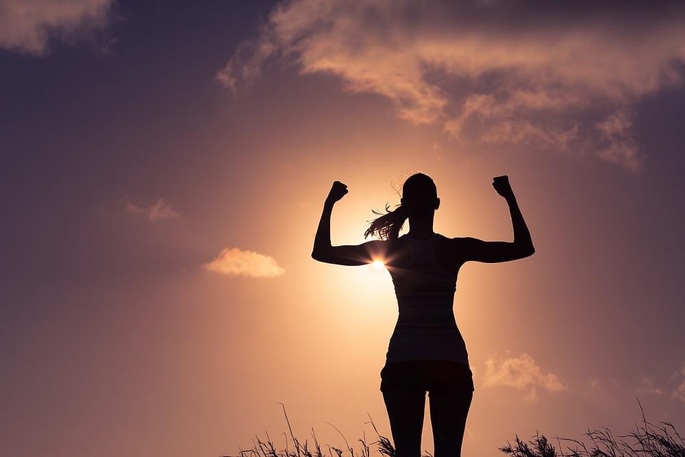 Die innere Haltung macht uns fitter & ausgeglichener
