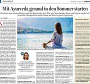 Mit Ayurveda gesund in den Sommer starte
