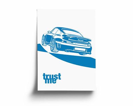"""trust me"" RUF Turbo R"