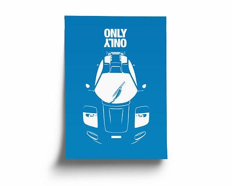 """ Only "" McLaren F1"