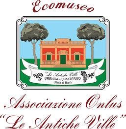 """Logo Associazione Onlus """"Le Antich Ville"""""""