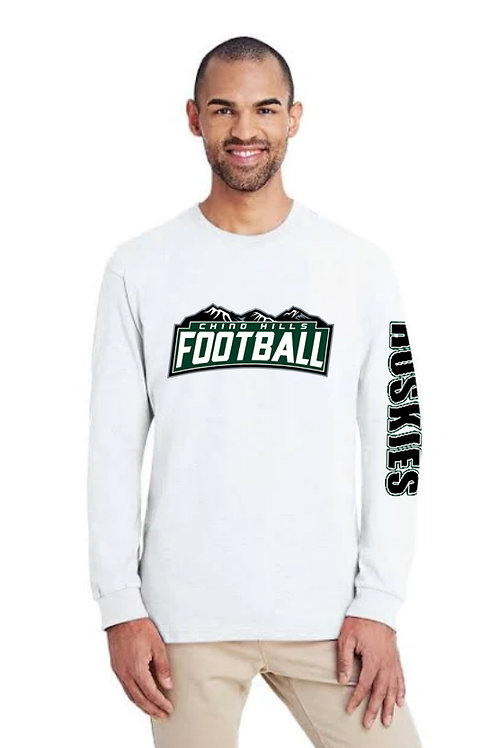 HUSKIES LONG SLEEVE