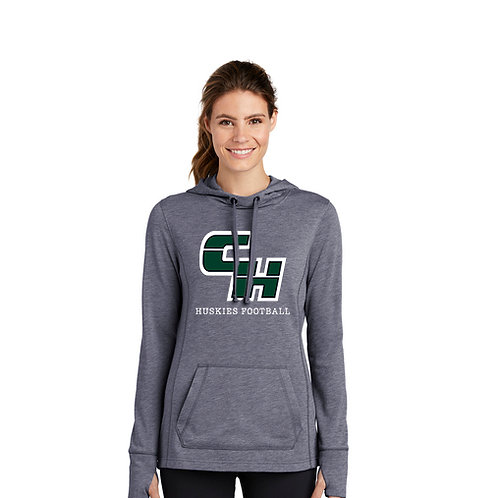 HUSKIES LADIES HOODY