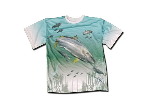 Yellowtail Short Sleeve