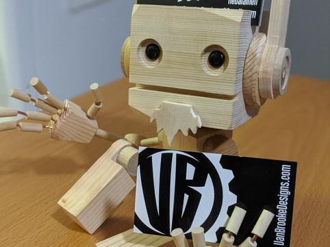 Cardholder Robot