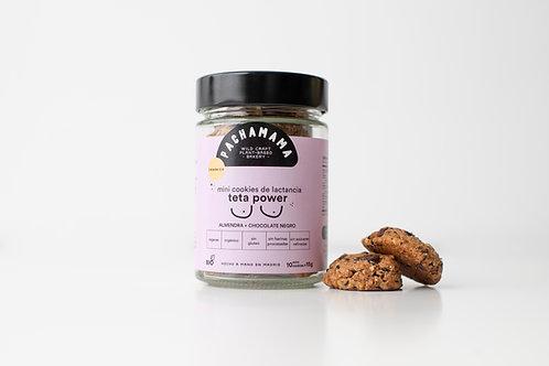 Teta Power: Mini galletas veganas para la lactancia