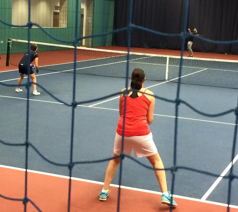 Manchester Tennis & Football Centre Session