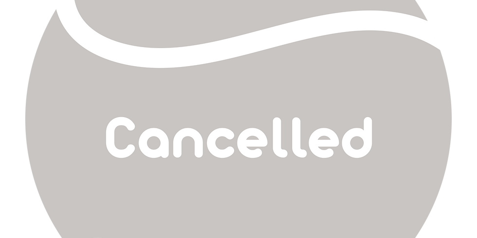 CANCELLED - Social Tennis Indoor