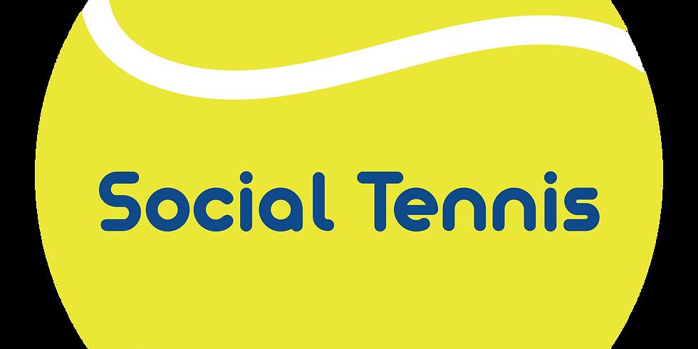 Social Tennis Indoor
