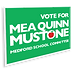Vote Mea Quinn Mustone for Medford School Committee