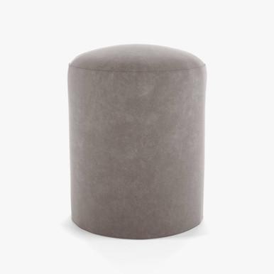SMALL POUF - light grey