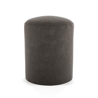 SMALL POUF - dark grey