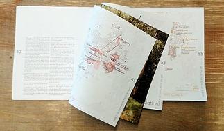 illustrateur croquis cartographie article recherche
