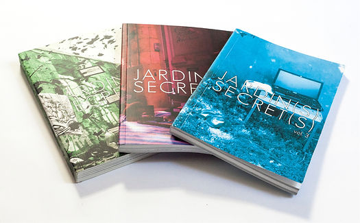 livre paysage jardin secret