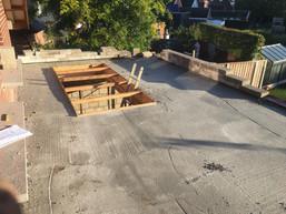 Druklaag beton