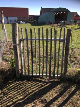 Kippenhek poortje