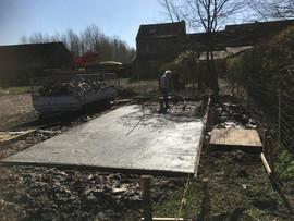 Pompen van beton